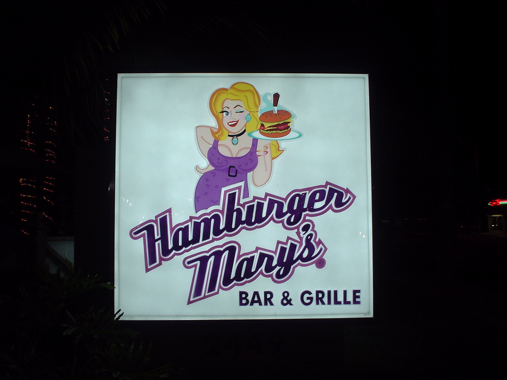 Hamburger Mary's Wilton Manors