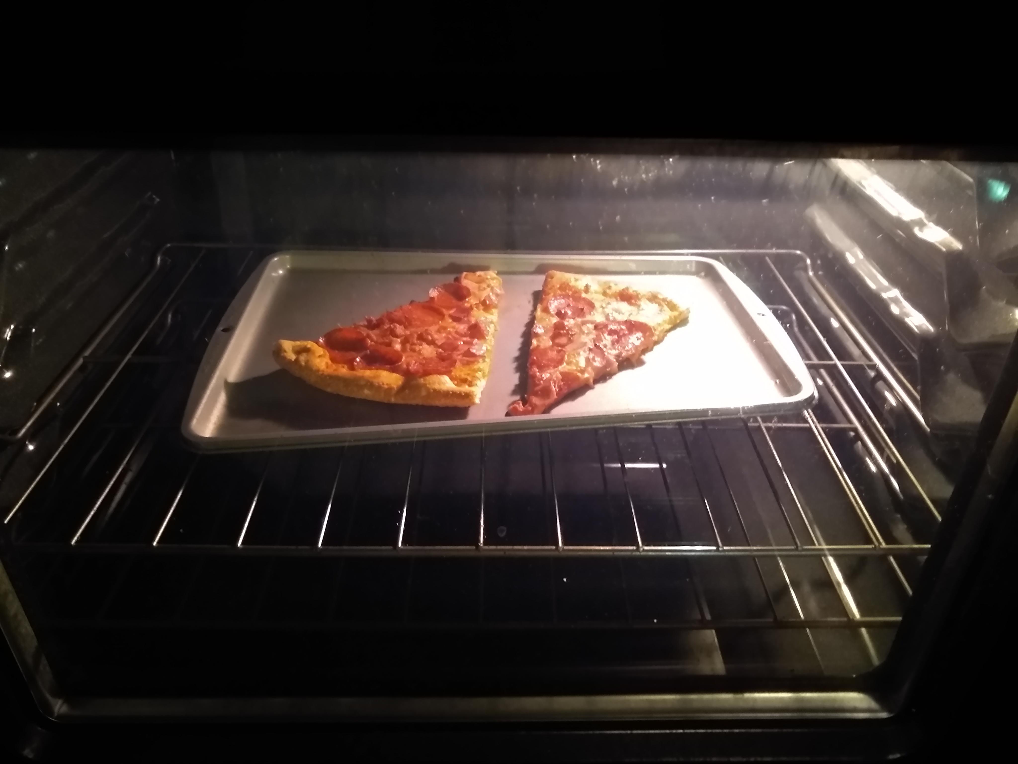Ricky Hanson Pizza