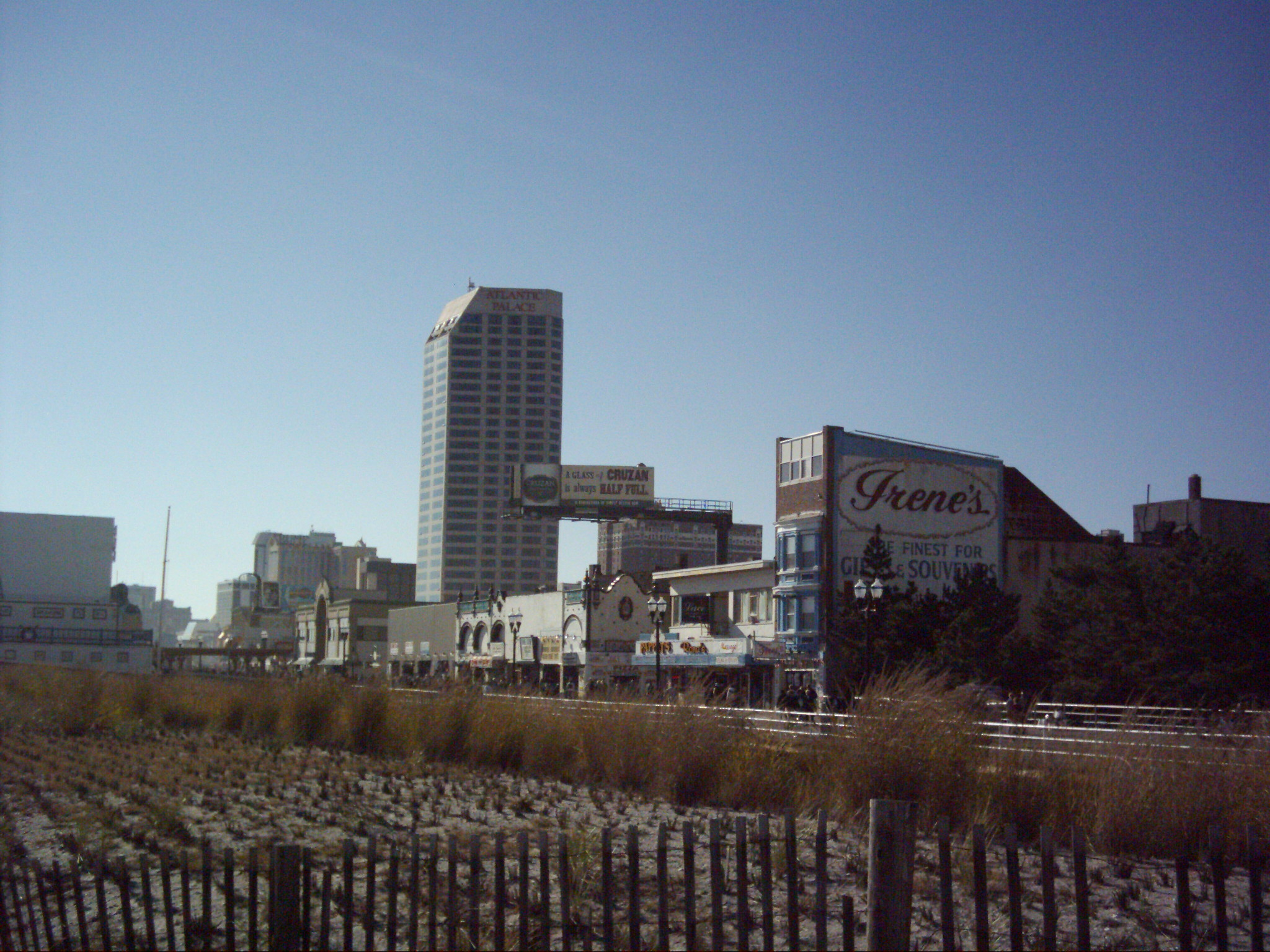 Atlantic City Boardwalk Ricky Hanson
