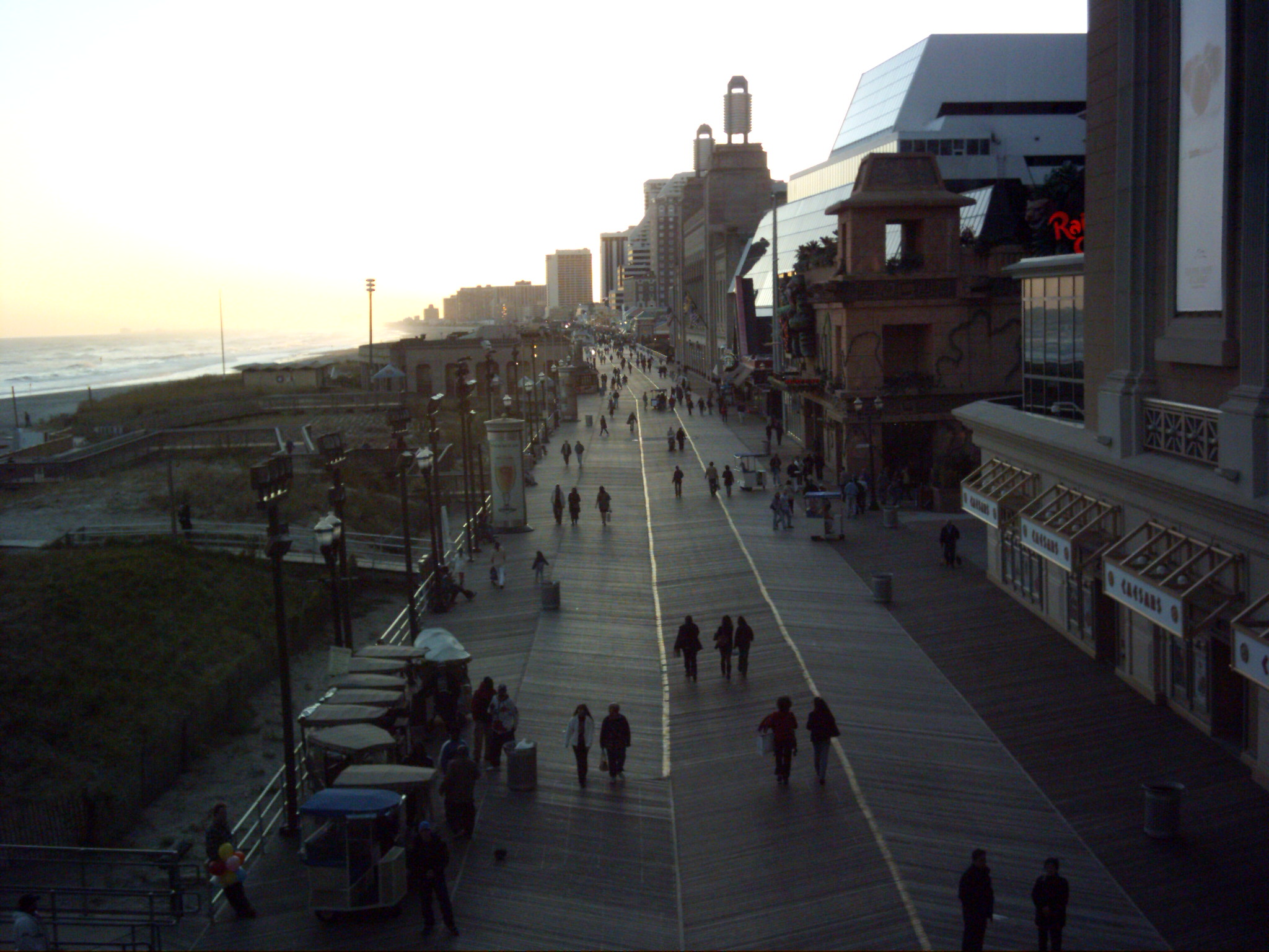 The View, Boardwalk